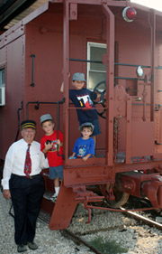 Old Mill Station - Engines and Characters.
