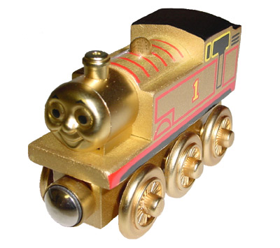 Golden Thomas engine, celebrating the 60th anniversary. Limited Edition