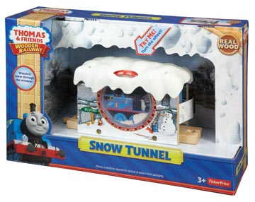 Thomas Snow Tunnel