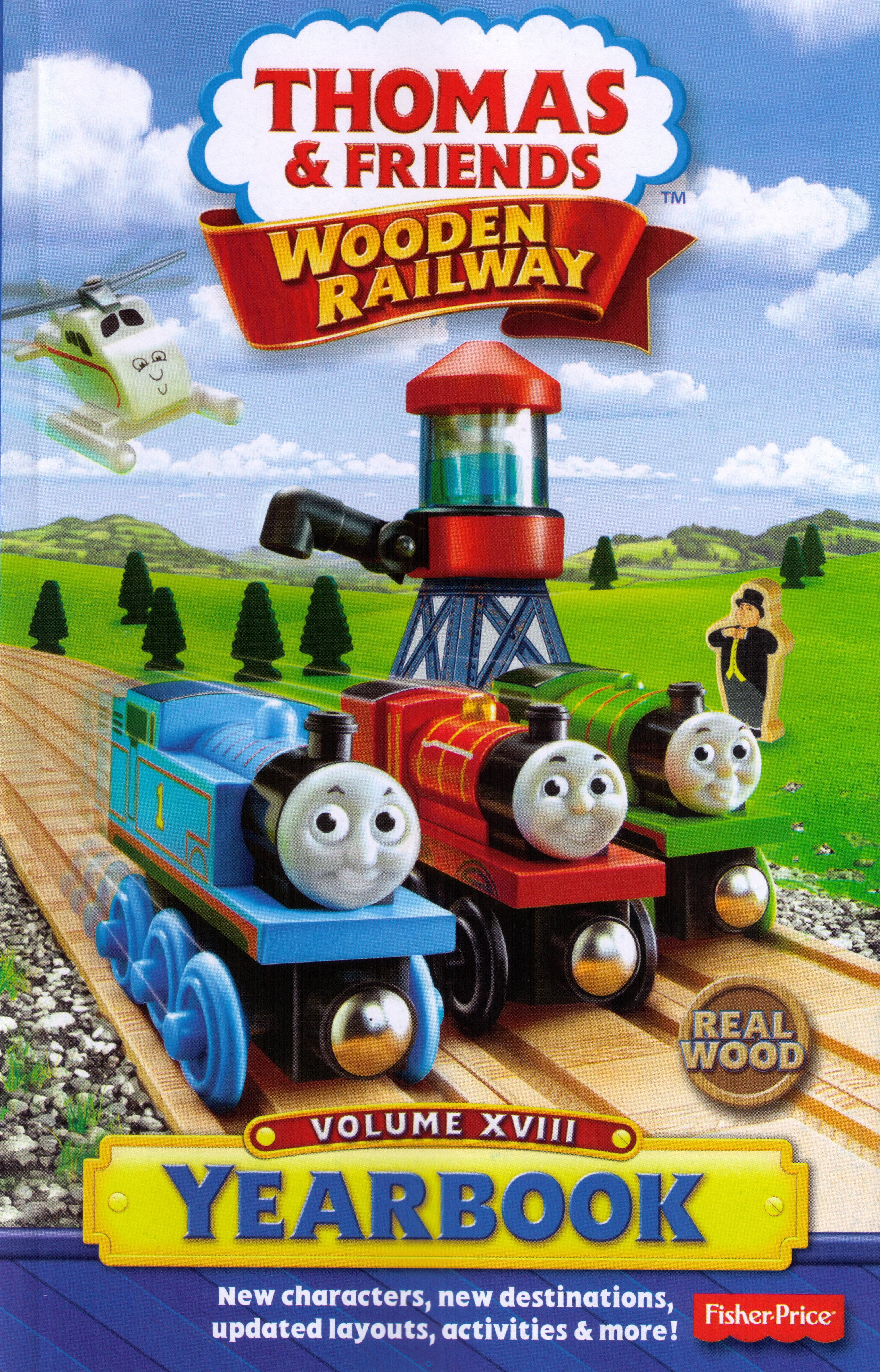 Thomas The Tank Engine Wooden Railway Collection And Accessories